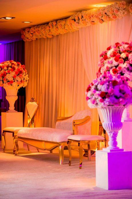 W Doha Luxury Hotel - Doha, Qatar - Wedding Setup
