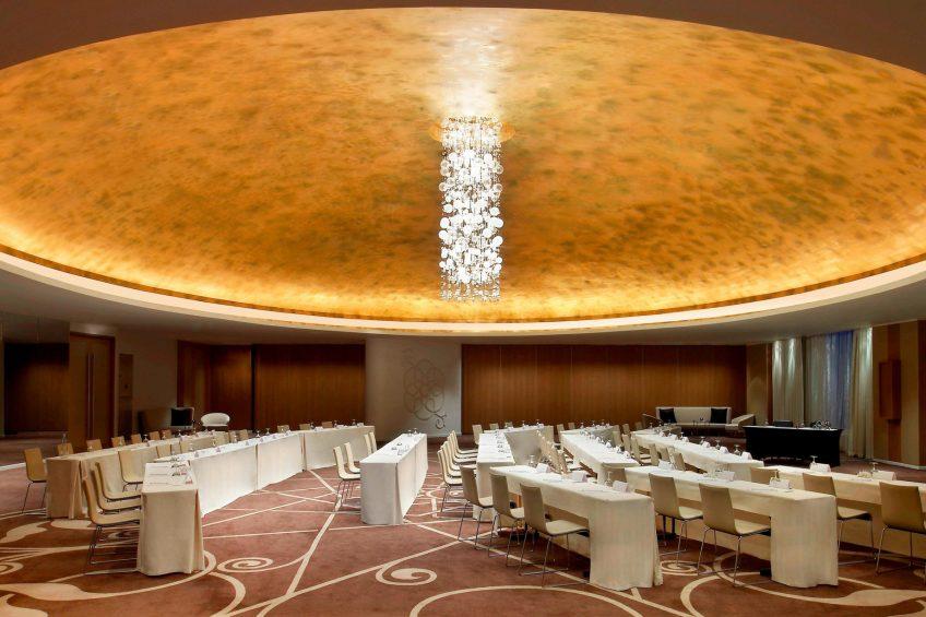W Doha Luxury Hotel - Doha, Qatar - Meeting Room