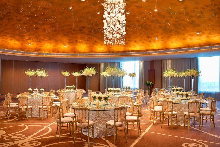 W Doha Luxury Hotel - Doha, Qatar - Great Room