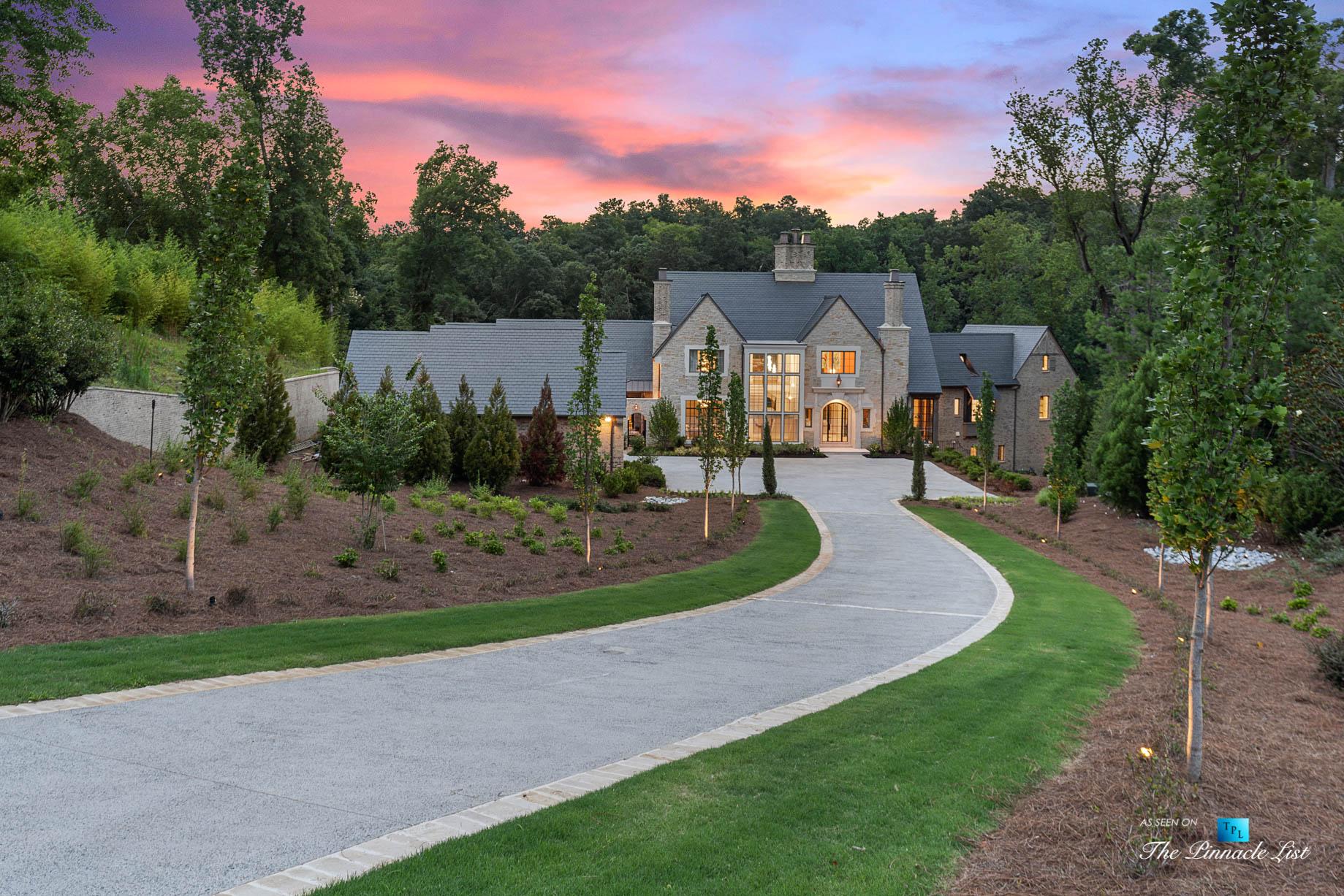 4725 Northside Dr, Sandy Springs, GA, USA – Atlanta Luxury Real Estate