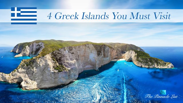 4 Greek Islands You Must Visit
