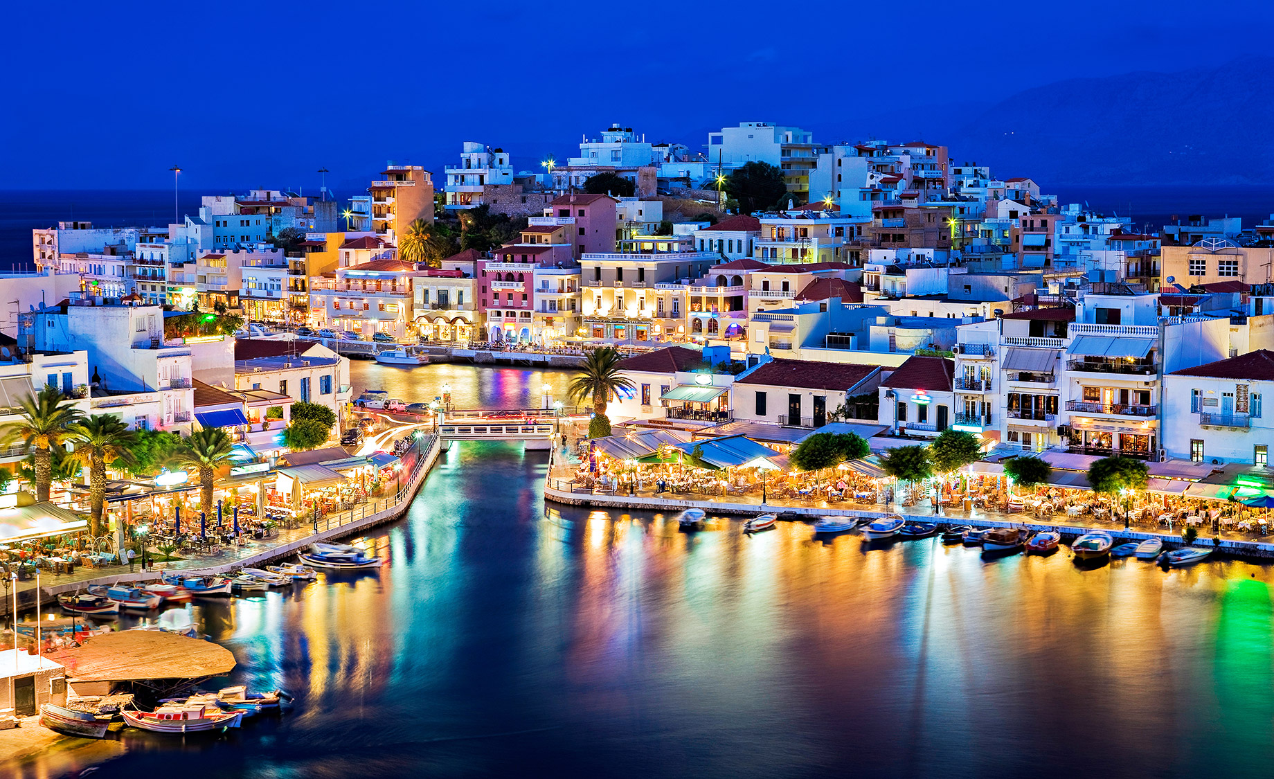 Agios Nikolaos, Crete, Greece - 4 Greek Islands You Must Visit