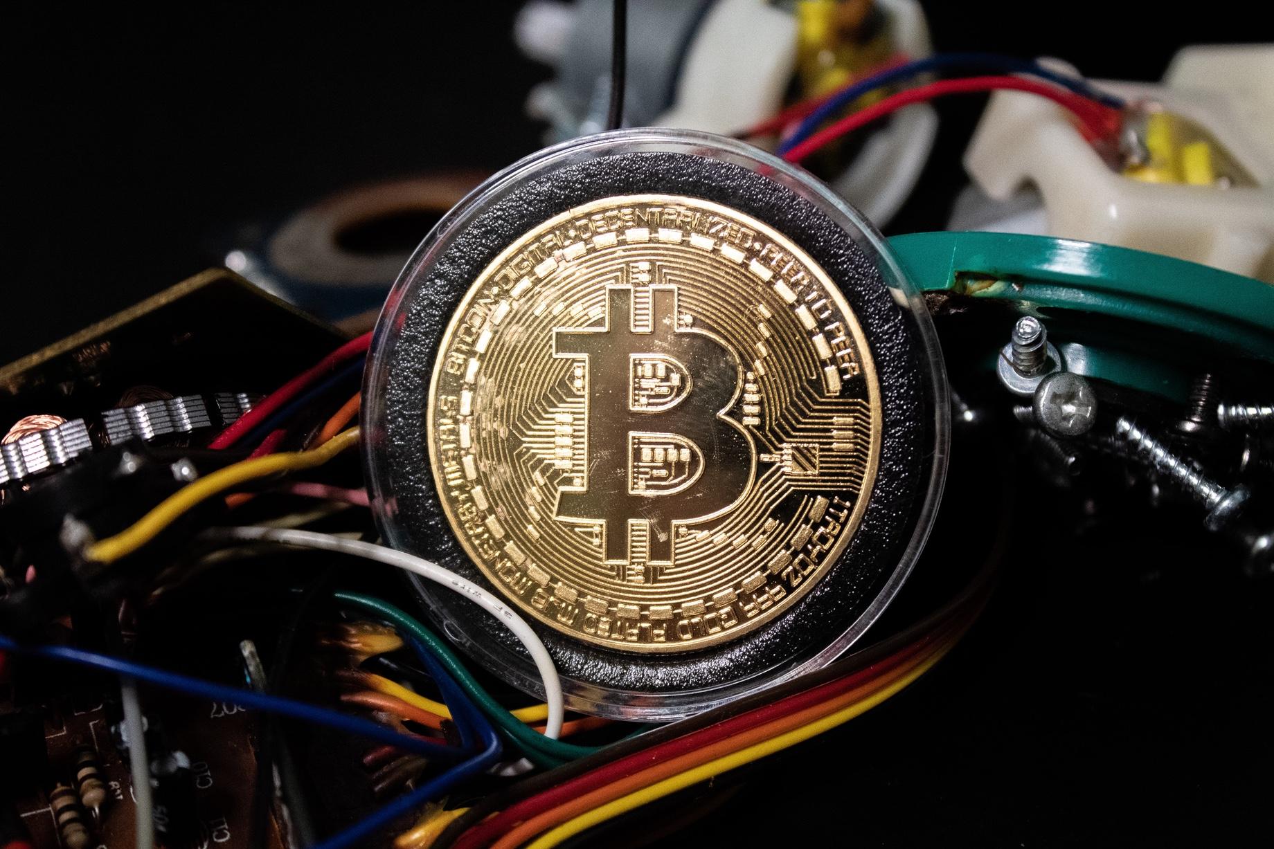 Bitcoin - Expand File Storing & Improve Record Keeping