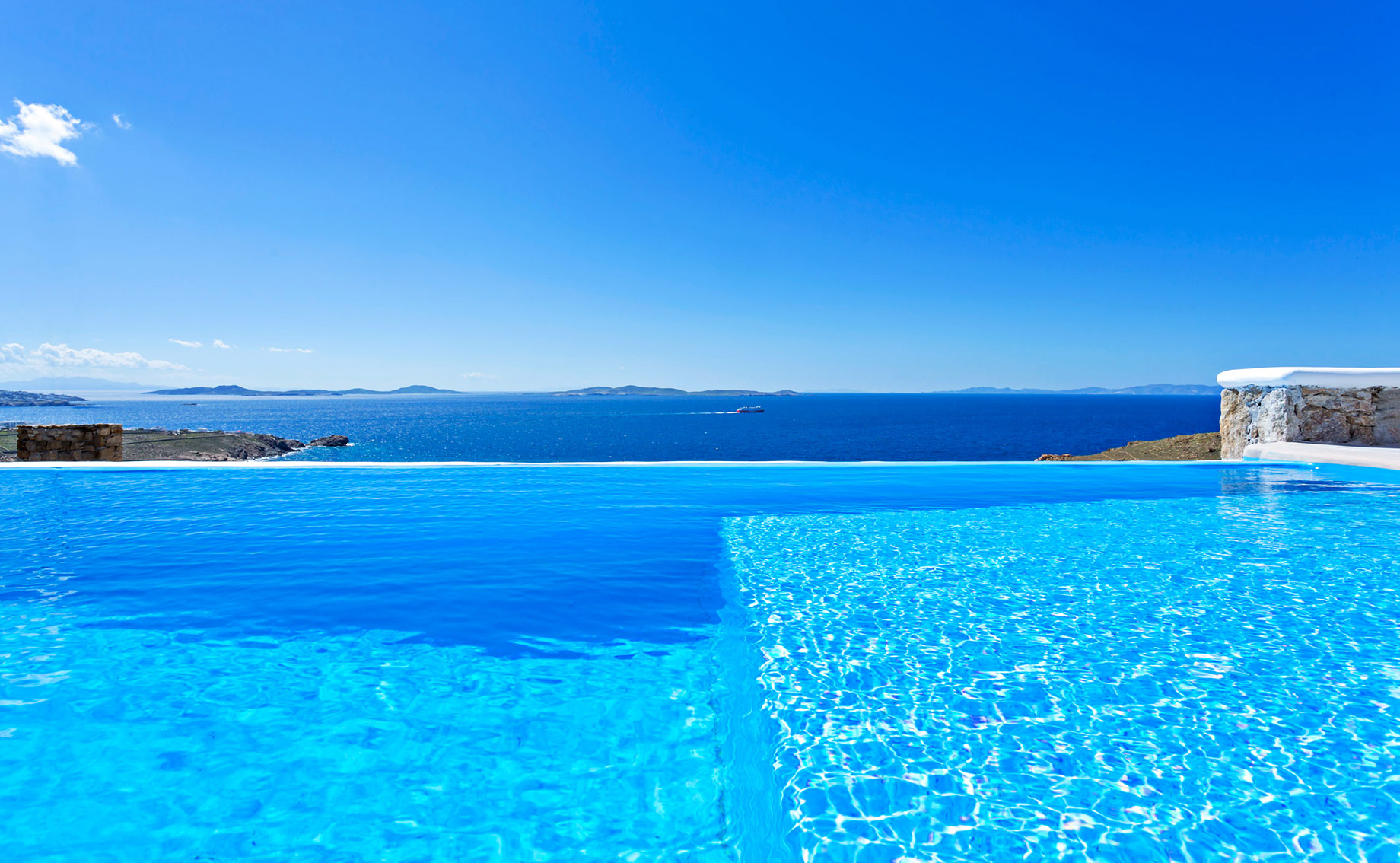 Choulakia - Where To Stay In Mykonos, Greece For The First Time