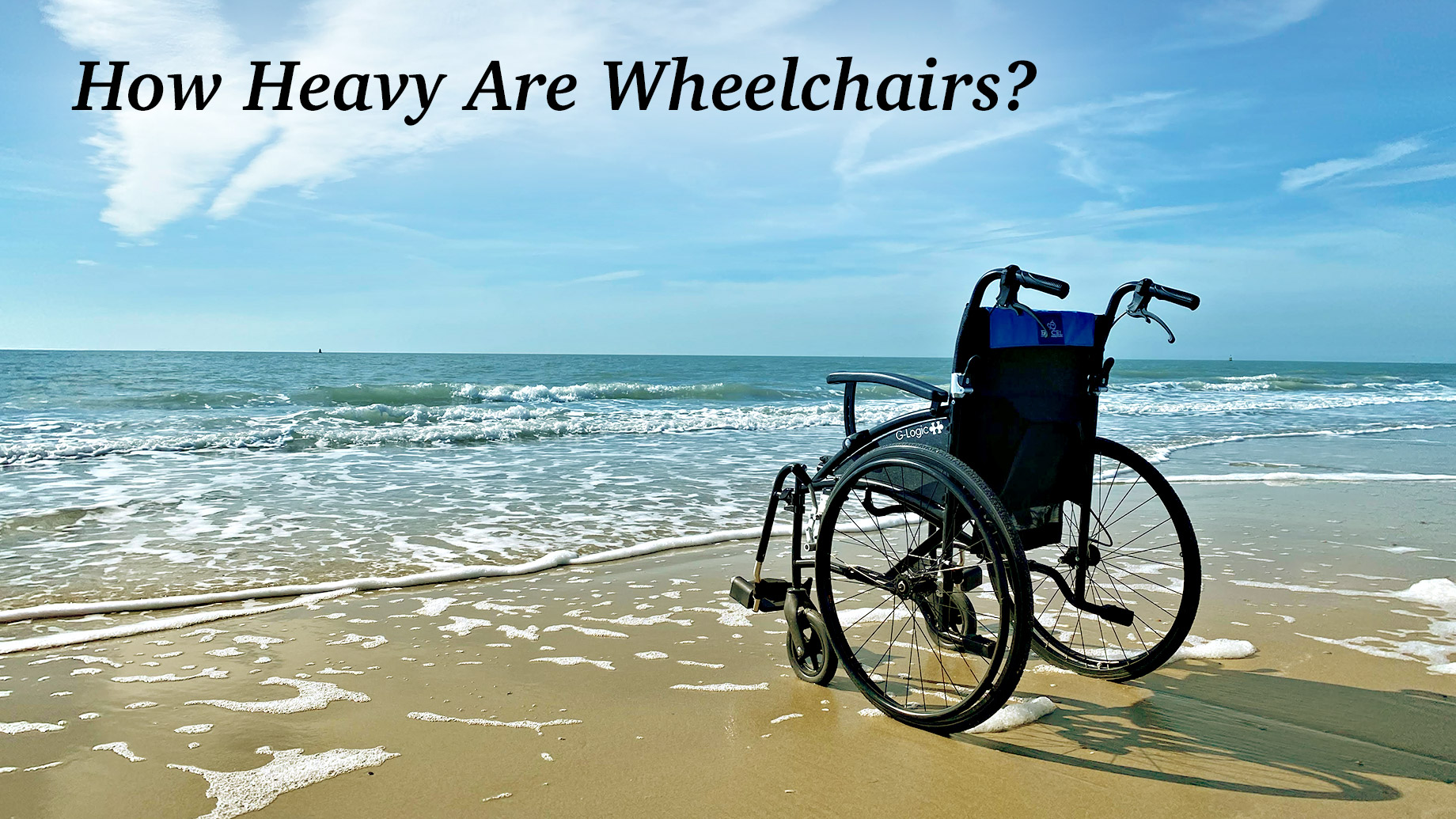 How Heavy Are Wheelchairs?