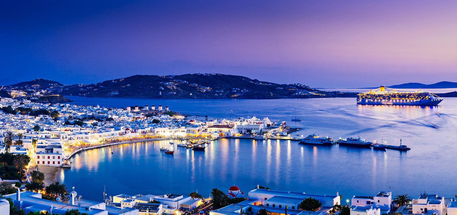 Mykonos, Greece - 4 Greek Islands You Must Visit