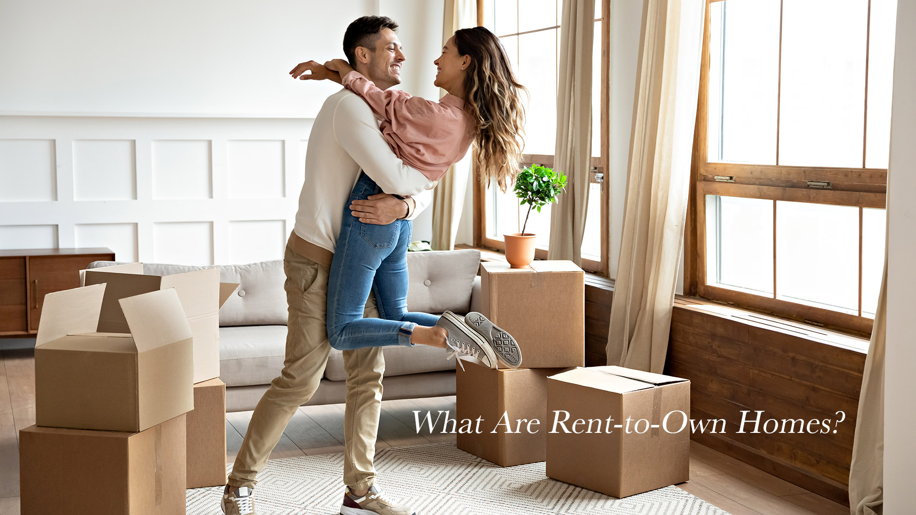 What Are Rent-to-Own Homes?