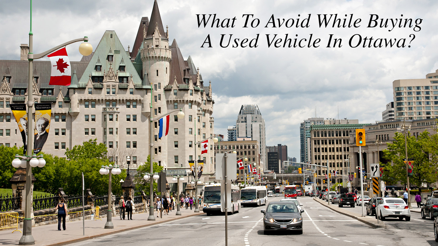 What To Avoid While Buying A Used Vehicle In Ottawa?