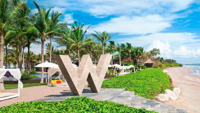 W Bali Seminyak Luxury Resort - Seminyak, Indonesia - W Bali Beach Resort