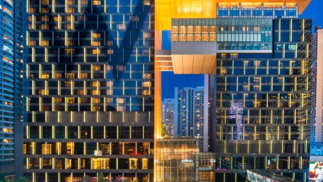 W Guangzhou Luxury Hotel - Tianhe District, Guangzhou, China
