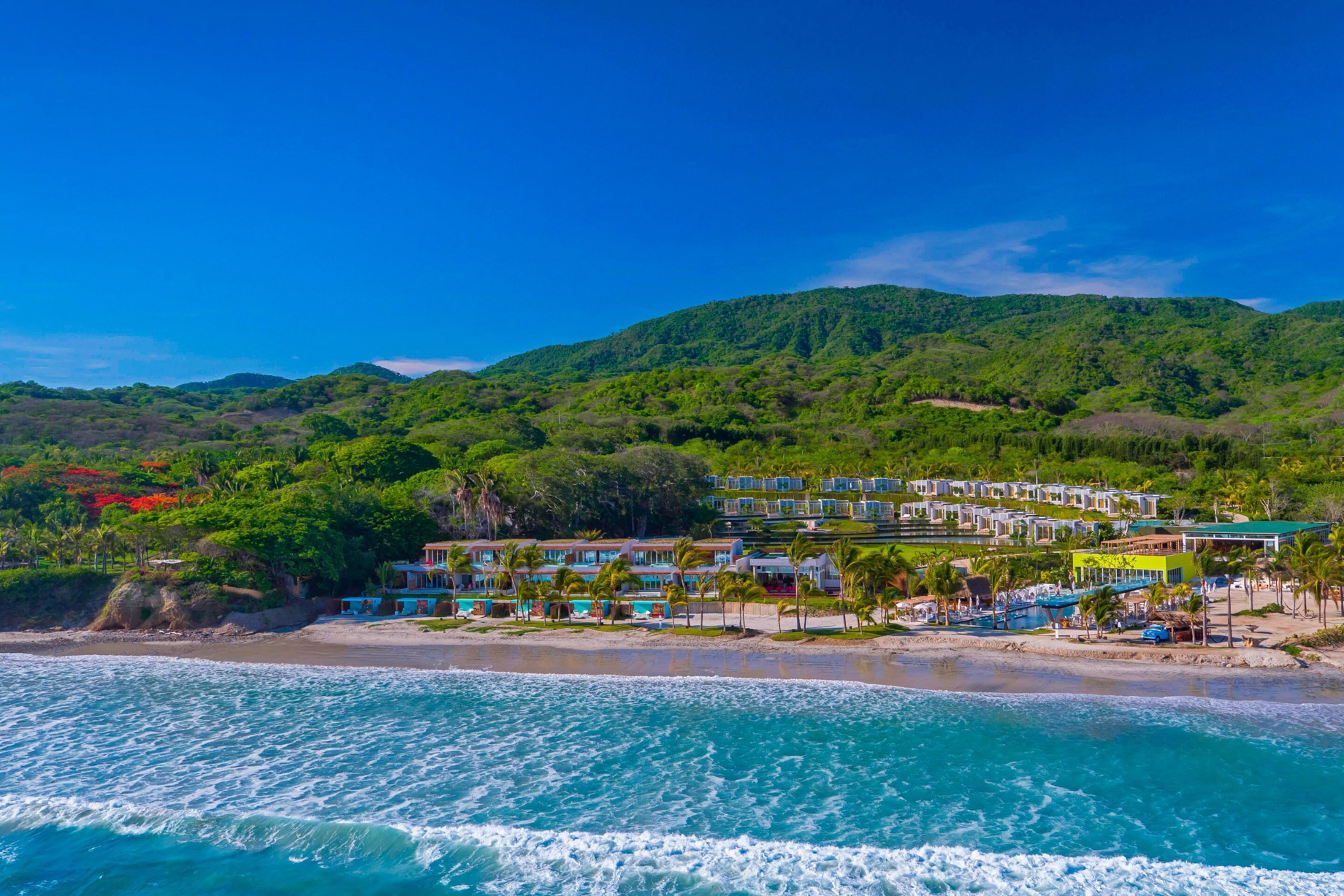 W Punta de Mita Luxury Resort - Punta De Mita, Mexico - W Punta de Mita Resort
