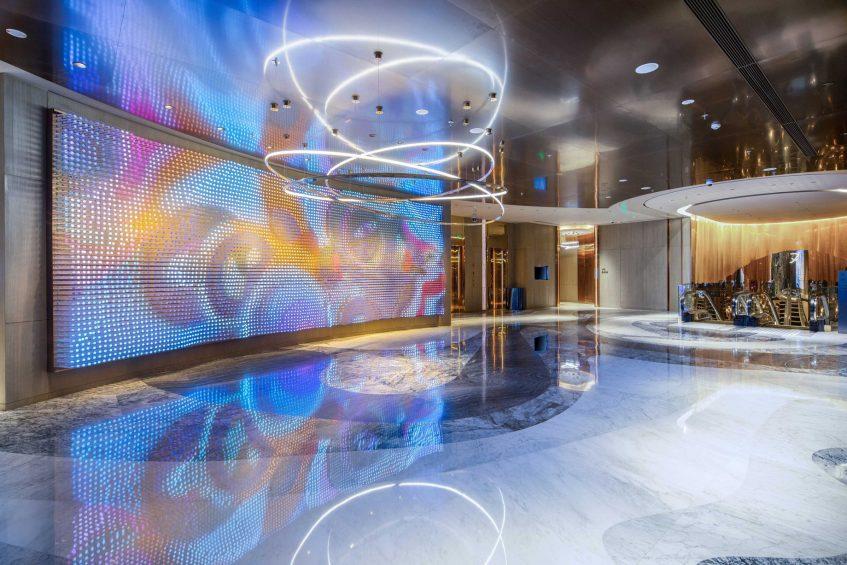 W Chengdu Luxury Hotel - Chengdu, China - Lobby
