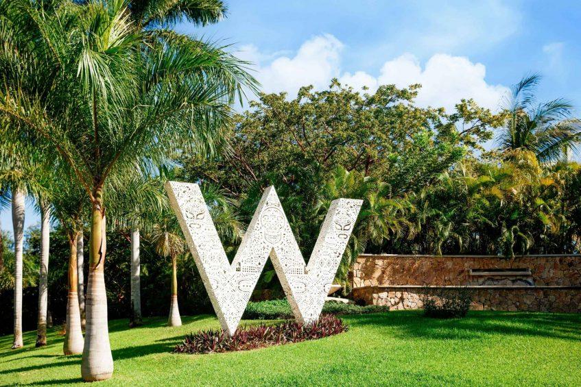 W Punta de Mita Luxury Resort - Punta De Mita, Mexico - W Punta de Mita Entrance