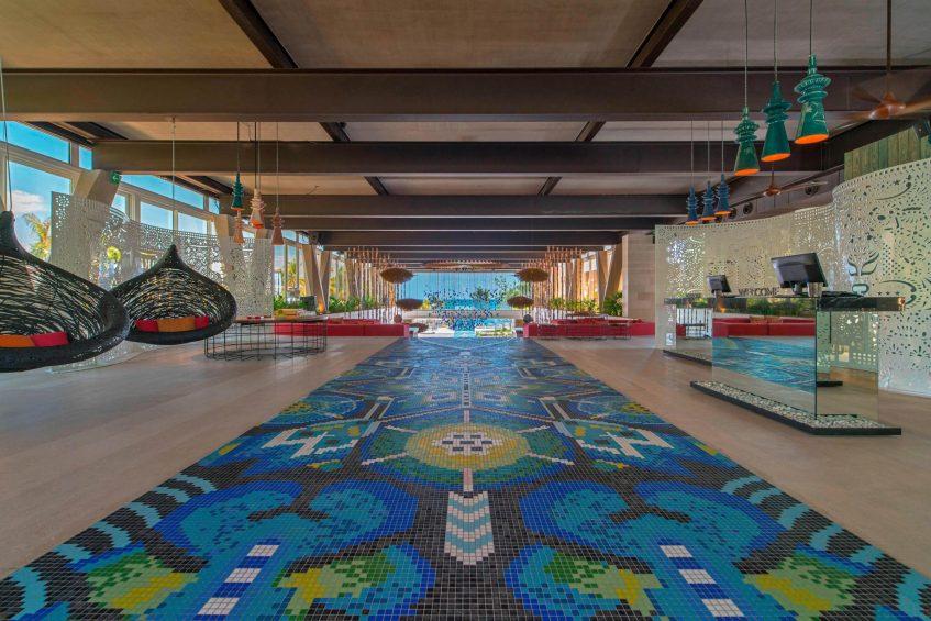 W Punta de Mita Luxury Resort - Punta De Mita, Mexico - Lobby Welcome Area