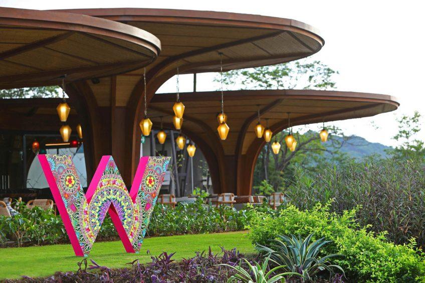 W Costa Rica Reserva Conchal Luxury Resort - Costa Rica - W Sign Internal Views