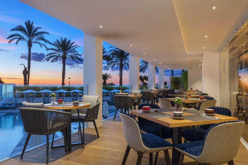W Ibiza Luxury Hotel - Santa Eulalia del Rio, Spain - La Llama Sunset