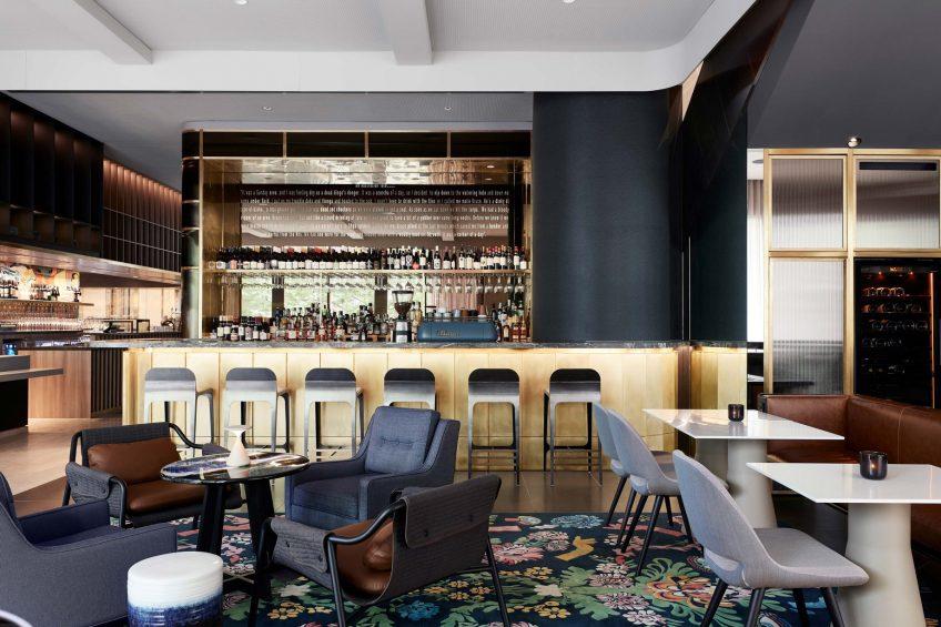 W Melbourne Luxury Hotel - Melbourne, Australia - Lollo Bar