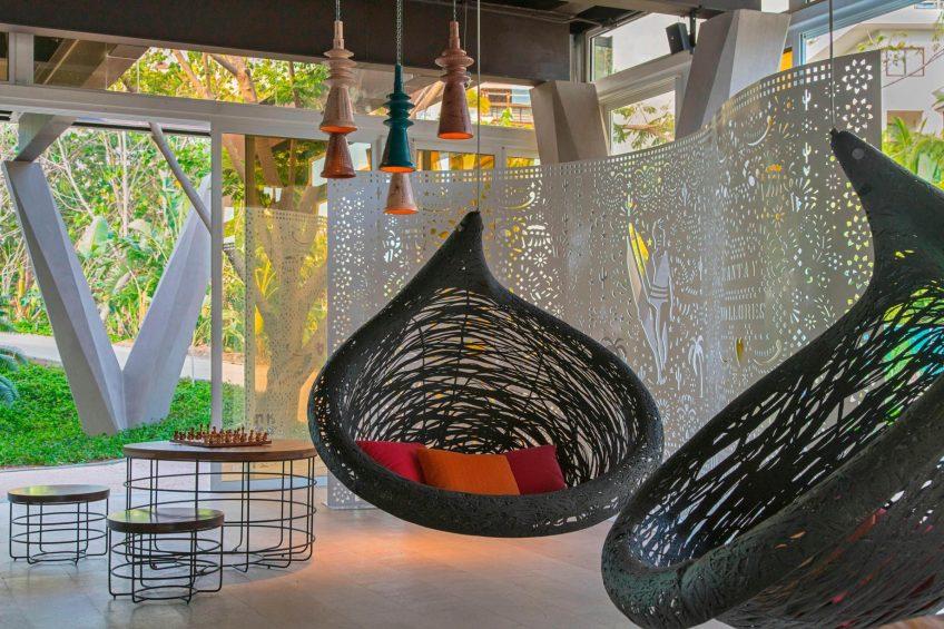 W Punta de Mita Luxury Resort - Punta De Mita, Mexico - Lobby Sitting Area