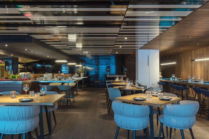 W Ibiza Luxury Hotel - Santa Eulalia del Rio, Spain - La Llama