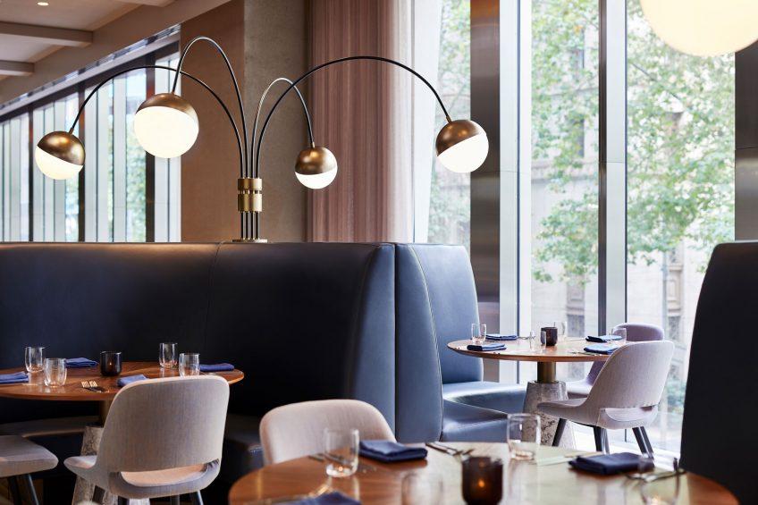 W Melbourne Luxury Hotel - Melbourne, Australia - Lollo Seating View