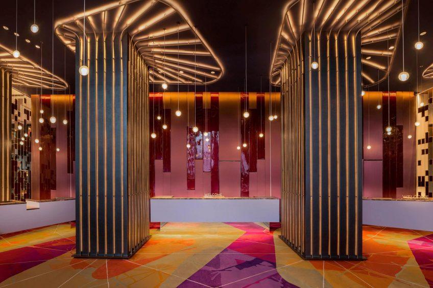 W Suzhou Luxury Hotel - Suzhou, China - Welcome Deck