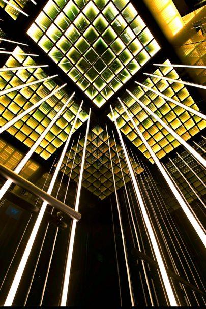 W Taipei Luxury Hotel - Taipei, Taiwan - Lift to Public Areas