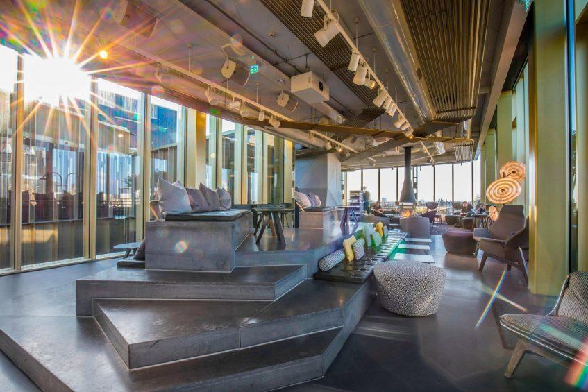 W Amsterdam Luxury Hotel - Amsterdam, Netherlands - W Lounge