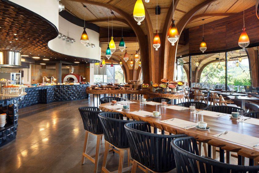 W Costa Rica Reserva Conchal Luxury Resort - Costa Rica - Cocina de Mercado