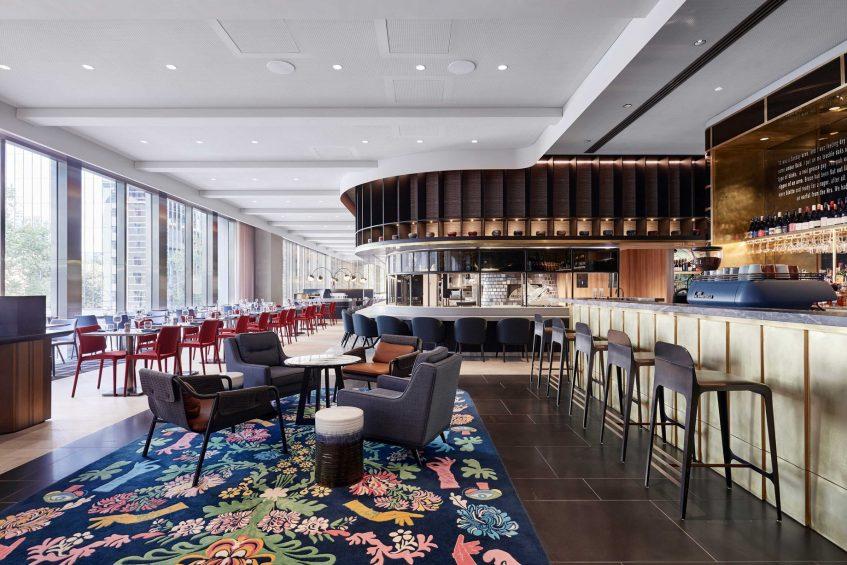 W Melbourne Luxury Hotel - Melbourne, Australia - Lollo Seating