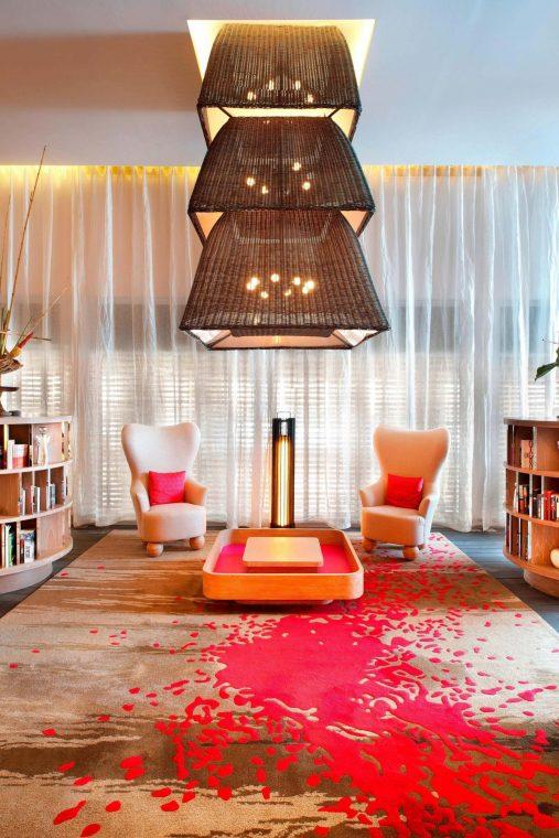 W Bali Seminyak Luxury Resort - Seminyak, Indonesia - WIRED Lounge