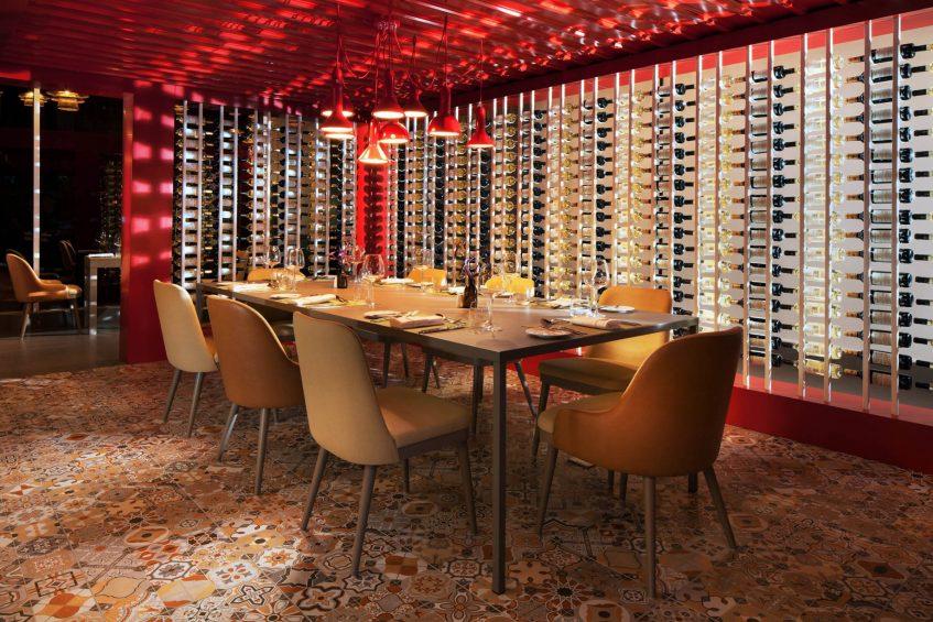 W Panama Luxury Hotel - Panama City, Panama - Moro Private Dining