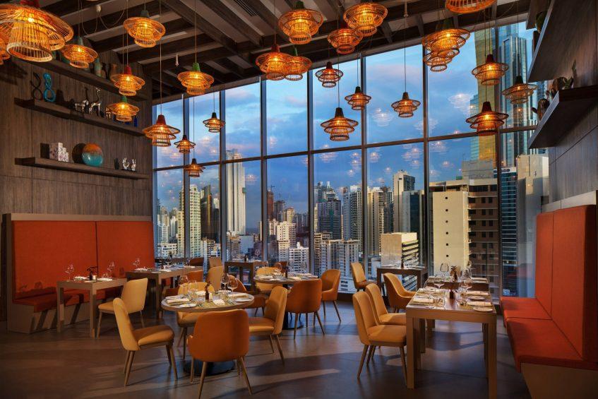 W Panama Luxury Hotel - Panama City, Panama - Moro Twilight