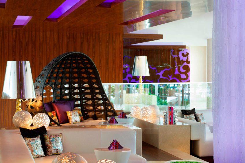 W Singapore Sentosa Cove Luxury Hotel - Singapore - W Lounge