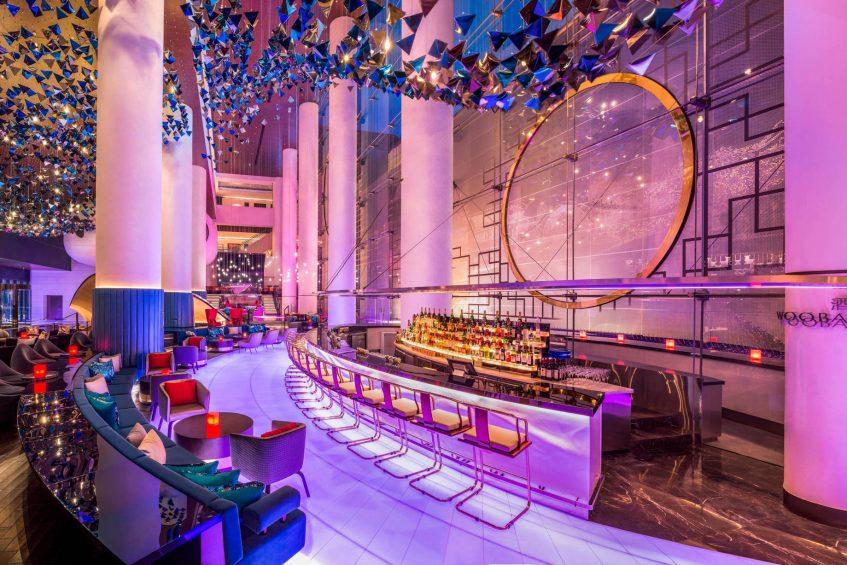 W Suzhou Luxury Hotel - Suzhou, China - WOOBAR