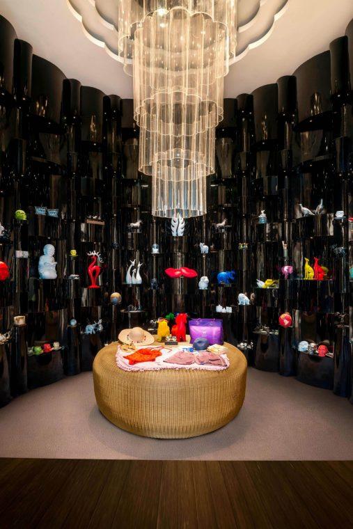 W Bali Seminyak Luxury Resort - Seminyak, Indonesia - W The Store Decor
