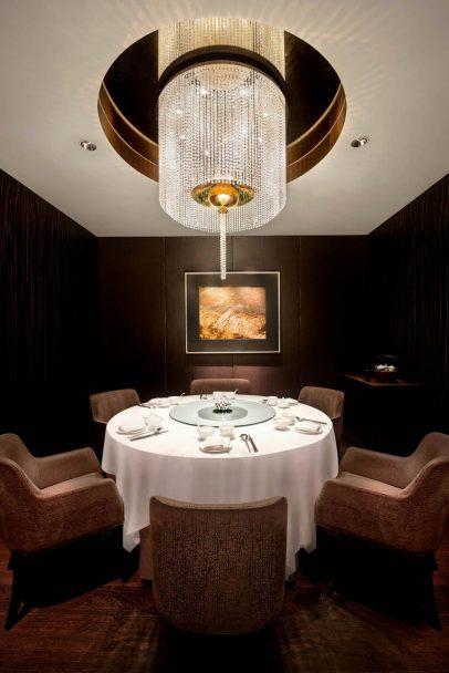 W Hong Kong Luxury Hotel - Hong Kong - Sing Yin Cantonese Dining VIP Room