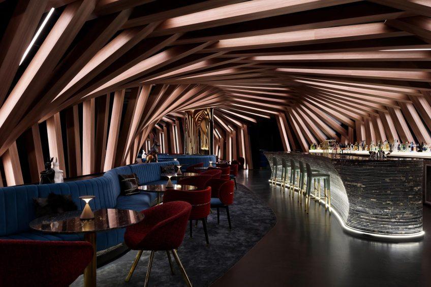 W Melbourne Luxury Hotel - Melbourne, Australia - Curious