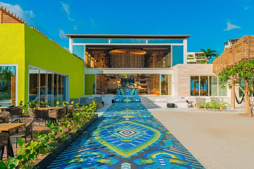 W Punta de Mita Luxury Resort - Punta De Mita, Mexico - Huichol Sunway