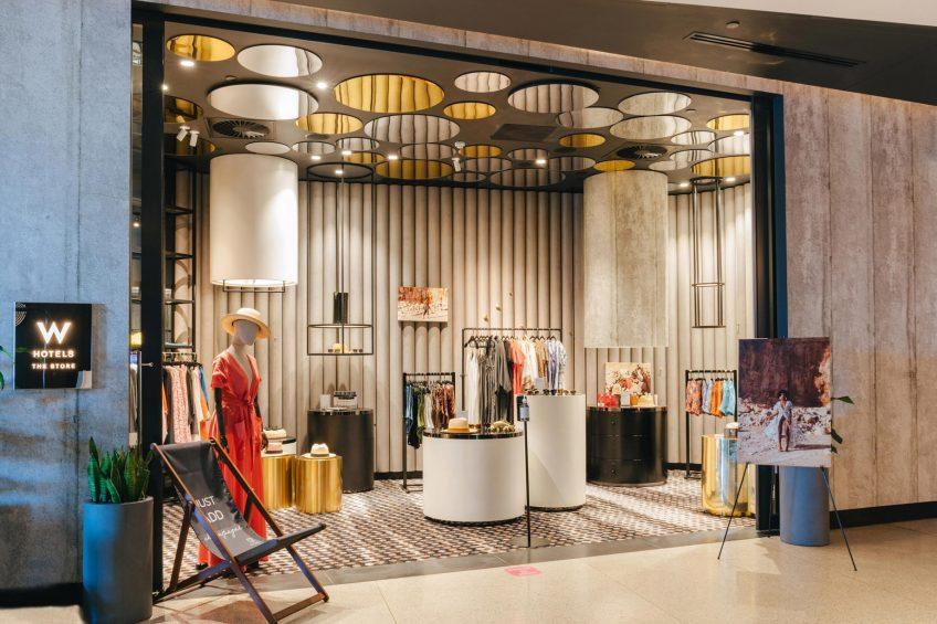 W Brisbane Luxury Hotel - Brisbane, Australia - W the Store by Robe