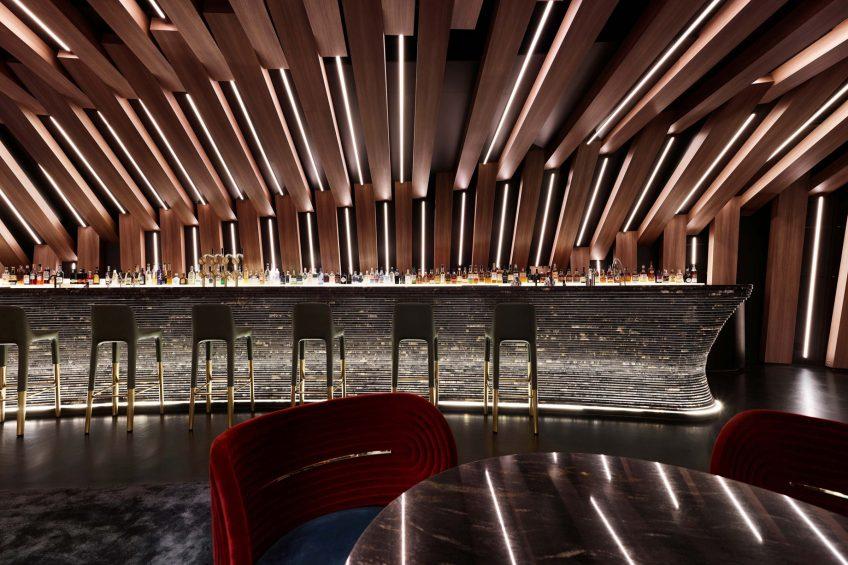 W Melbourne Luxury Hotel - Melbourne, Australia - Curious Bar