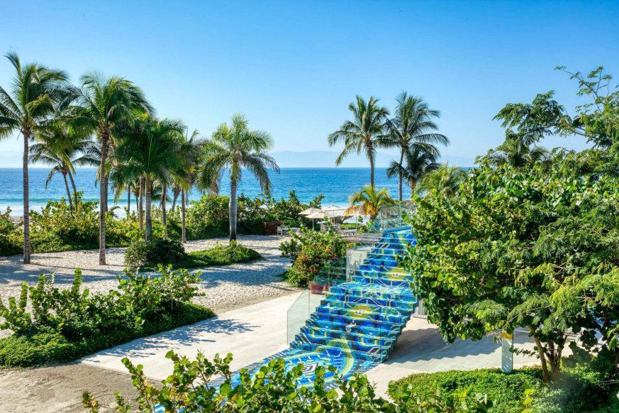 W Punta de Mita Luxury Resort - Punta De Mita, Mexico - Huichol Details Outdoors