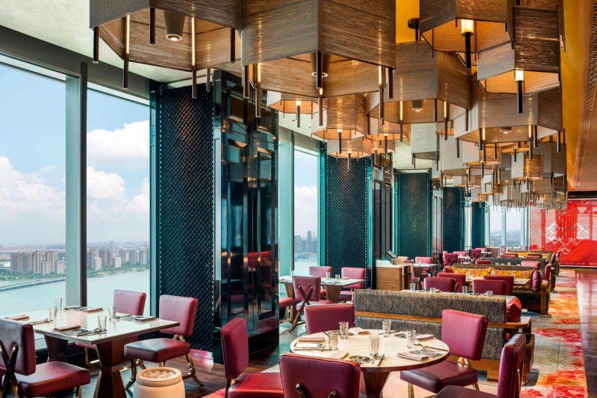W Suzhou Luxury Hotel - Suzhou, China - Su Yan Main Dining Area