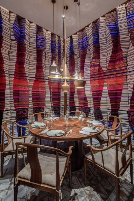 W Chengdu Luxury Hotel - Chengdu, China - YAO YEN Table 33