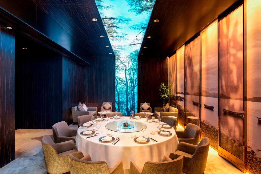 W Hong Kong Luxury Hotel - Hong Kong - Sing Yin Cantonese Dining Decor