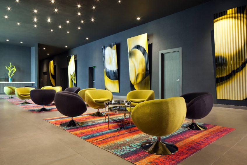 W Panama Luxury Hotel - Panama City, Panama - Wired