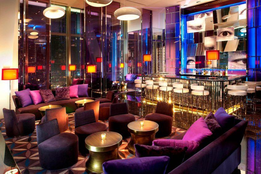 W Taipei Luxury Hotel - Taipei, Taiwan - YEN Bar