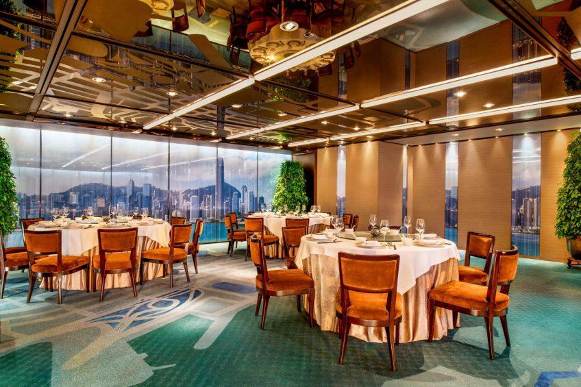 W Hong Kong Luxury Hotel - Hong Kong - Sing Yin Cantonese Dining View