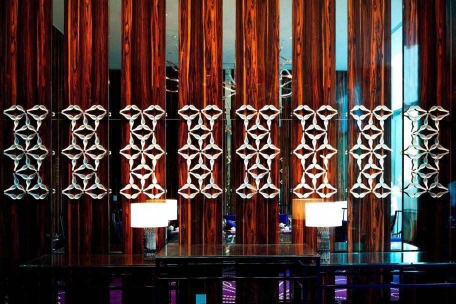 W Taipei Luxury Hotel - Taipei, Taiwan - YEN Chinese Restaurant Design