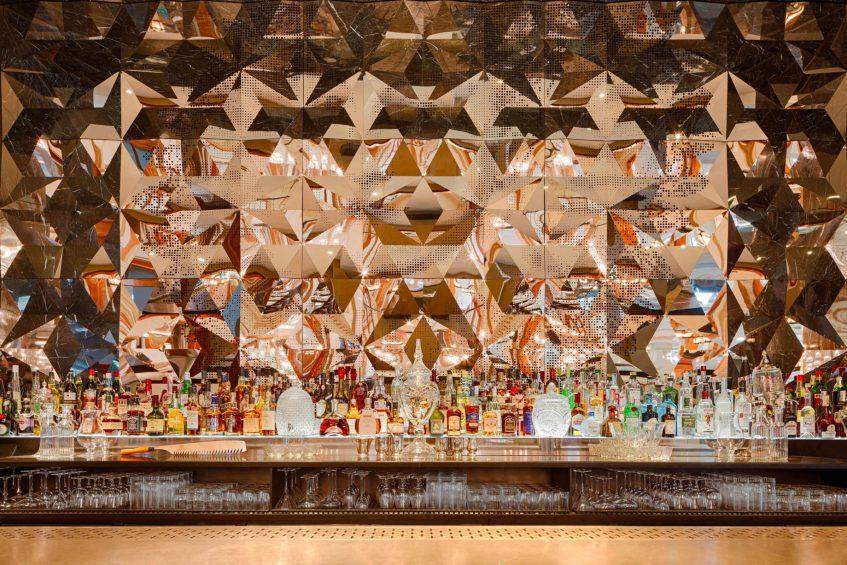 W Amsterdam Luxury Hotel - Amsterdam, Netherlands - The Duchess Bar