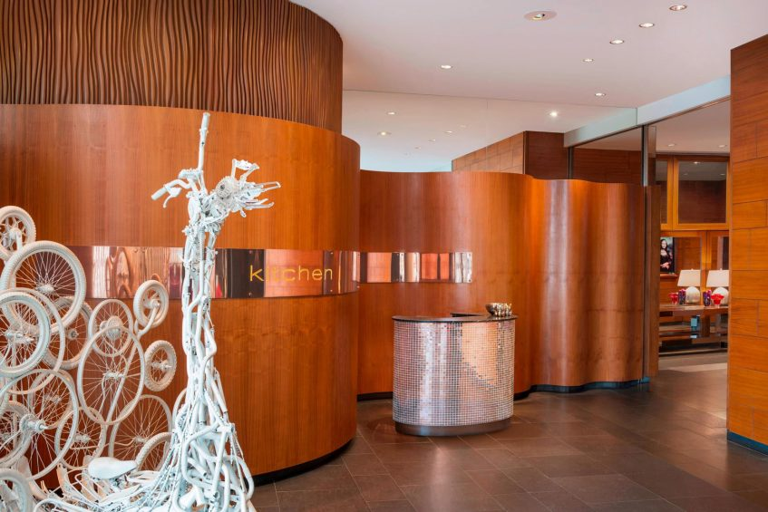 W Hong Kong Luxury Hotel - Hong Kong - KITCHEN Restaurant Reception